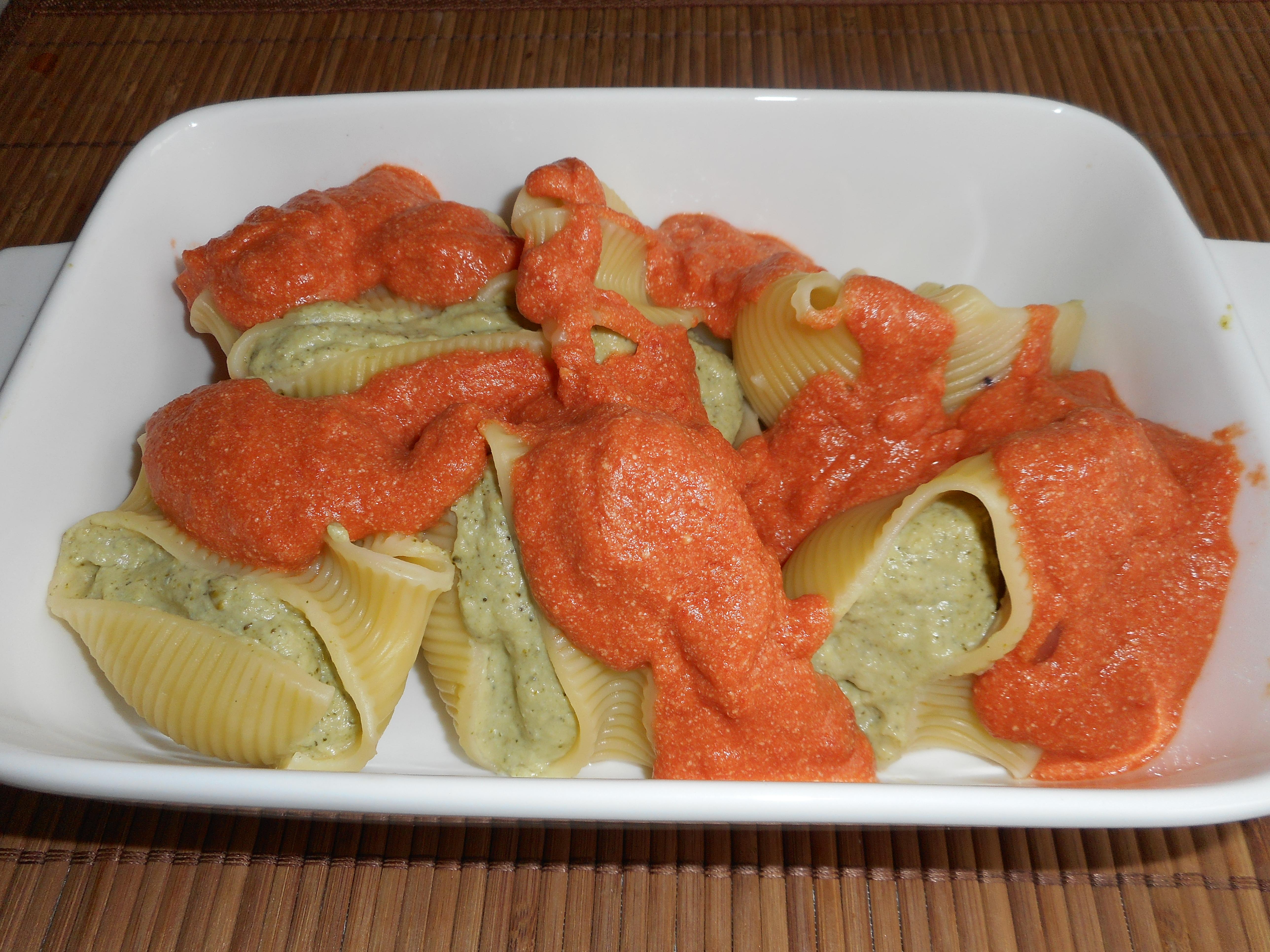 Geliefde Dagen zonder vlees: pasta met broccoli, tomaat en ricotta - Di-Eet.be #YP82